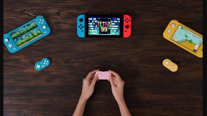 Mini Switch para Nintendo Switch ahora disponible